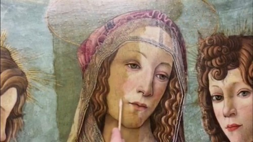 Botticelli 'copy' turns out to be the real deal after clean-up