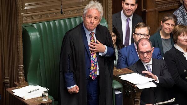 U.K. lawmakers again reject Boris Johnson's call for election, extending Brexit chaos