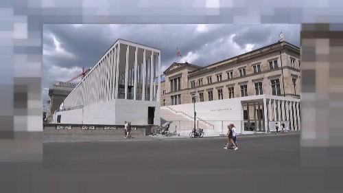 Berlino: apre al pubblico la galleria James Simon