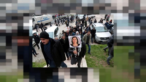 Turkish court orders release of Kurdish MP on hunger strike