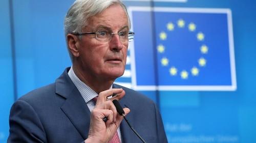'Finalise all preparations for a no-deal scenario,' says EU's Barnier