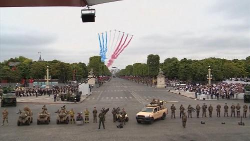 Comemorações do Dia Nacional de França