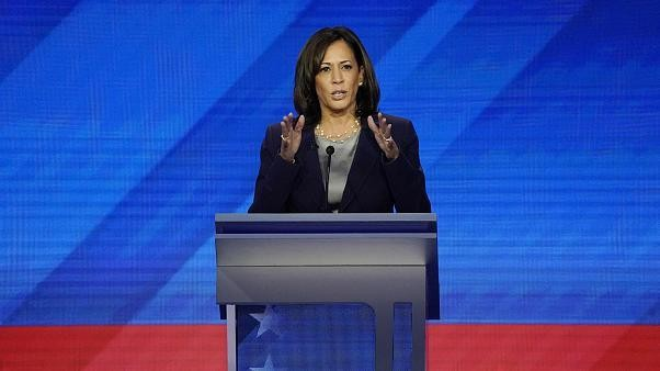 As Harris falters, campaign and allies mull next steps