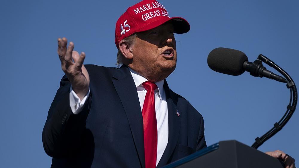 """""""Keine Hochzeiten, kein Weihnachten"""": Trump warnt vor Bidens Pandemieplan"""