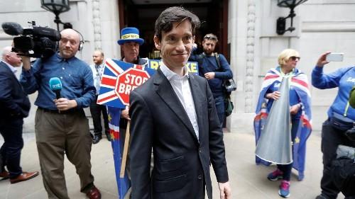 Рори Стюарт выбыл из числа претендентов на пост премьера Великобритании
