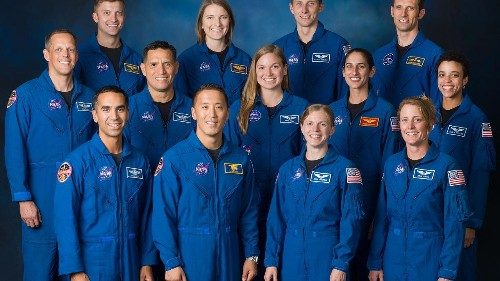 NASA graduates new class of astronauts for missions to the moon, Mars