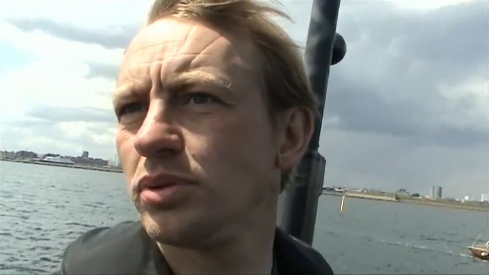 La courte évasion du Danois Peter Madsen, assassin d'une journaliste