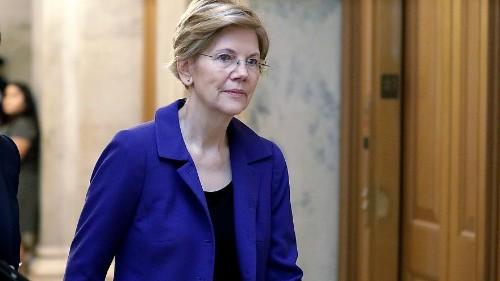Progressive bandwagon: Now Warren planning a 'wealth tax,' adviser says