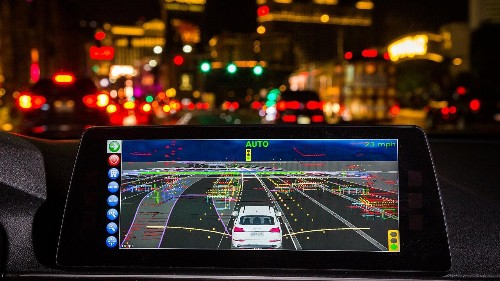 How are self-driving car companies dealing with road rage from humans?