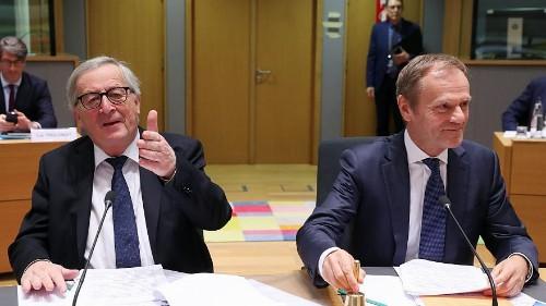 Live: Brexit showdown at EU Summit talks in Brussels