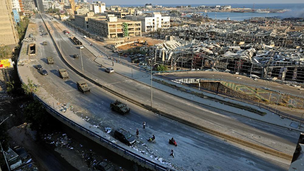Beirut port blast: Countries offer help for Lebanon's devastated capital