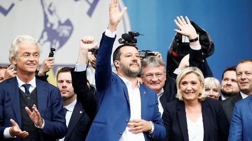 «Евроскептики — это те, кто сейчас правит Европой»