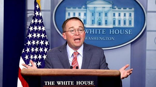 Mulvaney acknowledges Trump held up Ukraine aid for political reasons: 'Get over it'