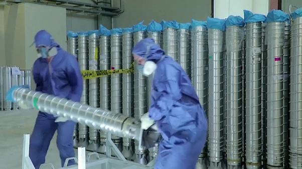 """Nucléaire : les Européens """"préoccupés"""" par l'intensification des activités iraniennes"""