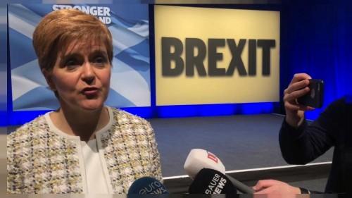 Wahl in Großbritannien: Für Schotten gehts auch um ihre Unabhängigkeit