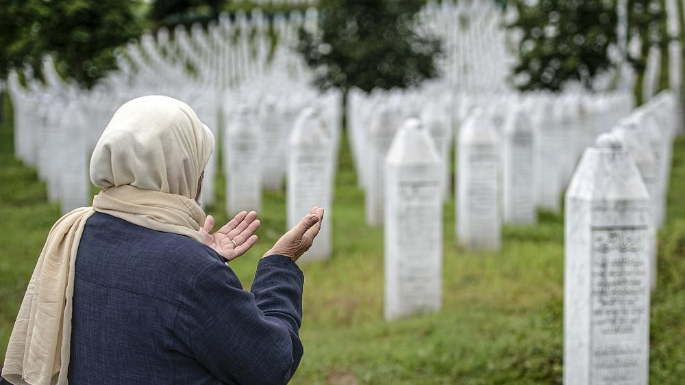 Srebrenica: 25 years on, Europe remembers its largest massacre since the Second World War