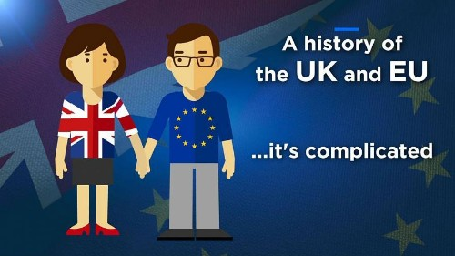 Video explainer: A history of the rocky relationship between the UK and EU