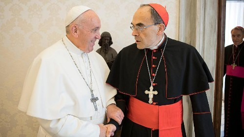 Cardinal Barbarin says Pope has refused his resignation