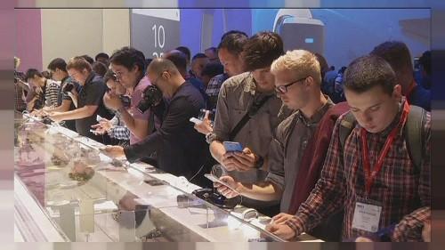 L'Ultra HD arrive sur les smartphones