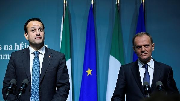 Irish border key to UK's post-Brexit future