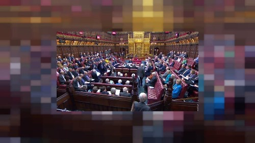 British government defeated over EU citizens' rights in House of Lords