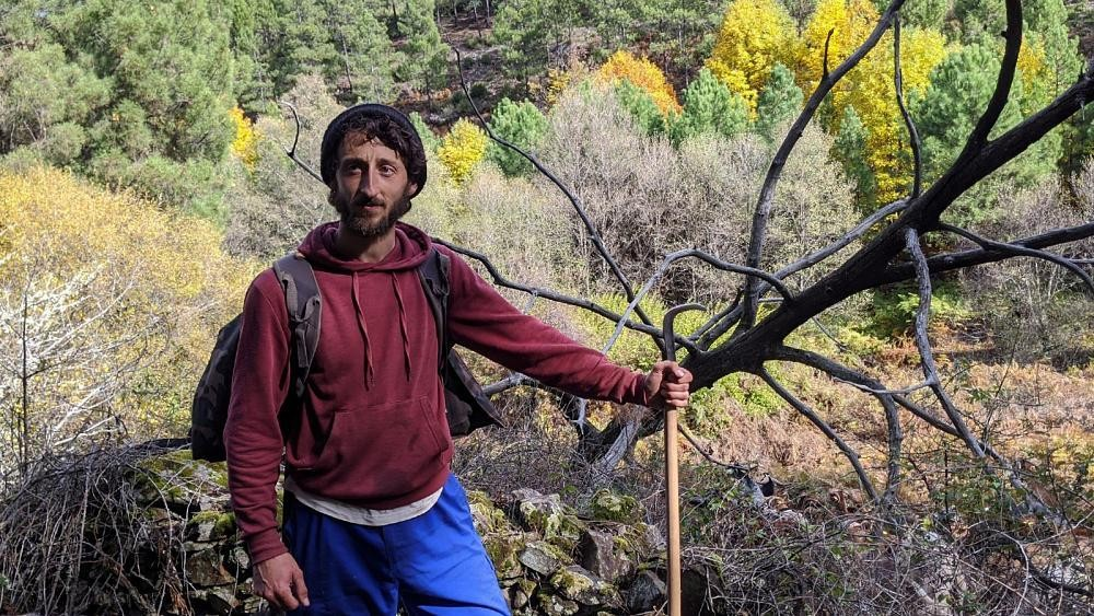 How fire turned a goat herder into a climate migrant in 'empty Spain'