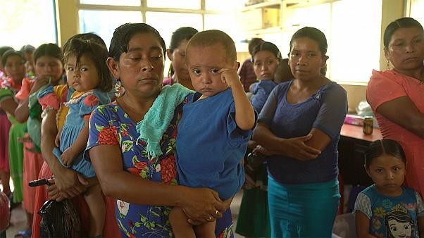 Food crisis in Guatemala: almost 47% of children under five face chronic malnutrition