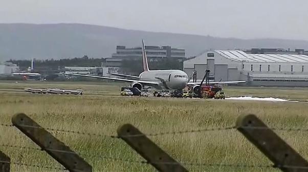 Nouvel incident sur un Boeing en Irlande