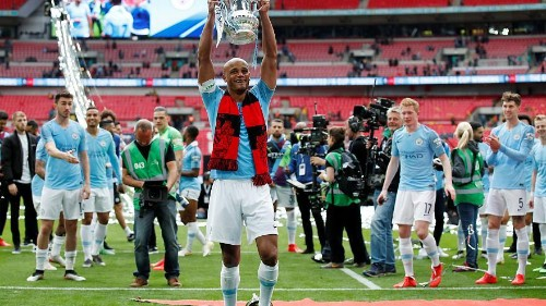 Manchester City captain Vincent Kompany to leave football club this summer
