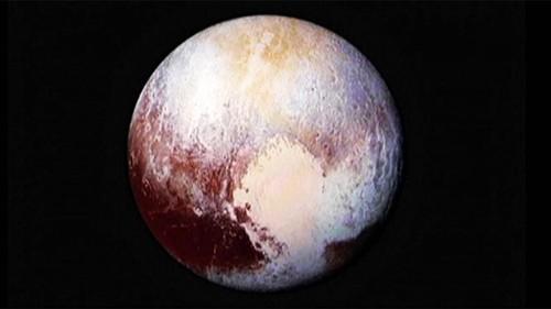 Pluto could harbour 'slushy underground ocean'