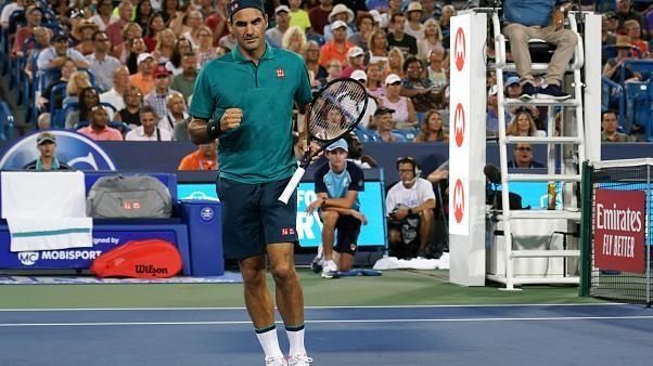 Federer und Djokovic in Cincinnati: Durchmarsch in 3. Runde