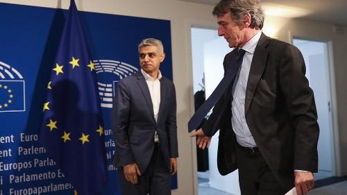 Le maire de Londres en visite à Bruxelles, il se refuse à tourner le dos à l'Europe