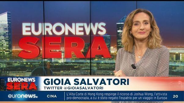 Euronews Sera | TG europeo, edizione di martedì 19 novembre 2019