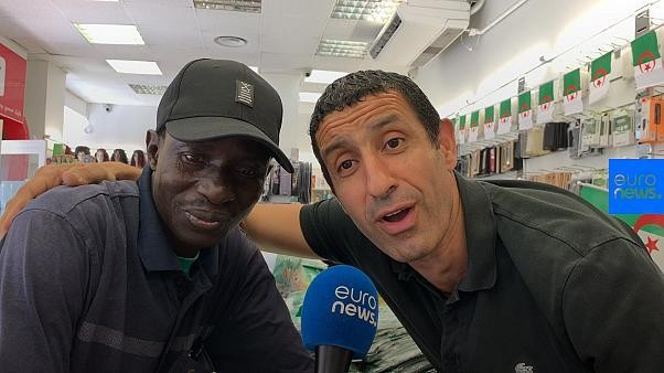 Watch: Senegal and Algeria fans preview Africa Cup of Nations final