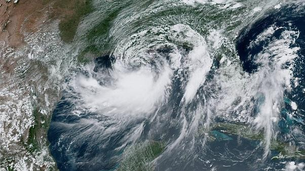 Thousands lose power as Tropical Storm Barry nears Louisiana