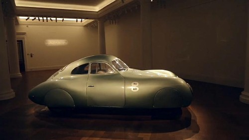 Watch: World's first Porsche expected to fetch up to €18m at auction