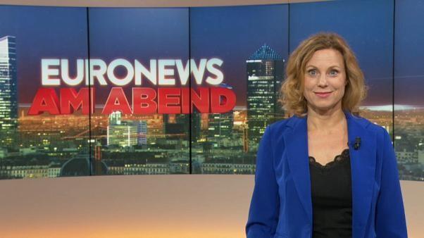 Euronews am Abend | Die Nachrichten vom 15. Oktober 2019
