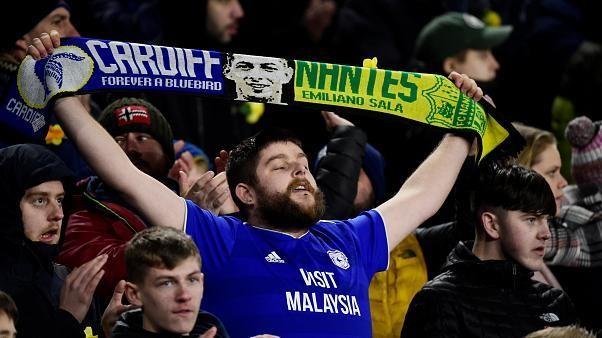 Il Cardiff ricorda il giocatore scomparso Sala