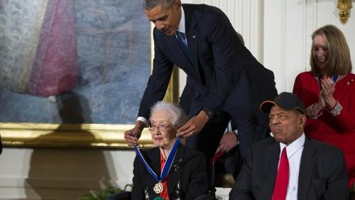 'Exceptional' black NASA mathematician Katherine Johnson dies at 101