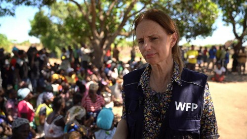 Wie das Welternährungsprogramm in Mosambik hilft