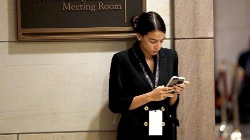 Democrats 'like' it: The secret to Ocasio-Cortez's social media success