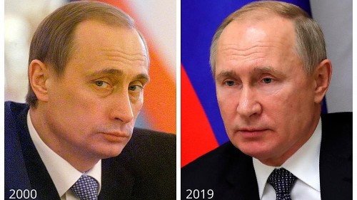 Assassinations, wars, Olympic drama: Key moments in 20 years of Putin