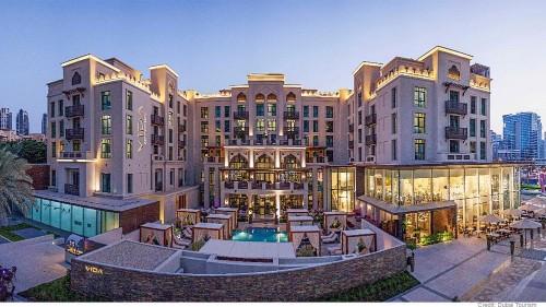 Dubai's best boutique hotels