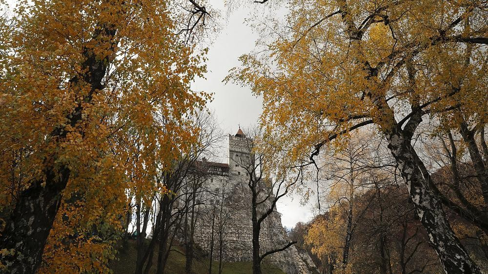 COVID-19 scares visitors away from Dracula's Castle this Halloween