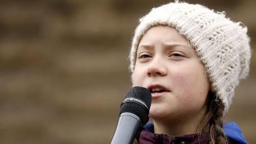 Greta Thunberg: Swedish climate campaigner nominated for Nobel Peace Prize