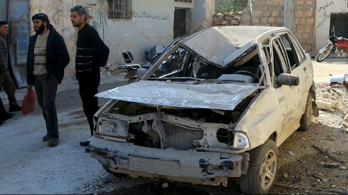 Syria's shaky ceasefire in doubt? Reports of bombings and strikes