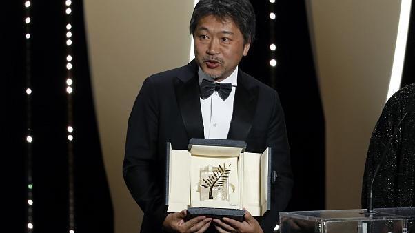 Altın Palmiye'yi Japon yönetmen Hirokazu Kore-eda kazandı