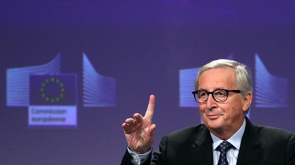 Jean-Claude Juncker sagt Bye-bye: Beeindruckende Momente