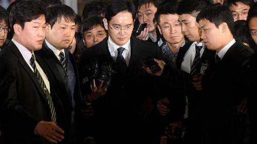Samsung: arrestato per corruzione il vicepresidente Lee