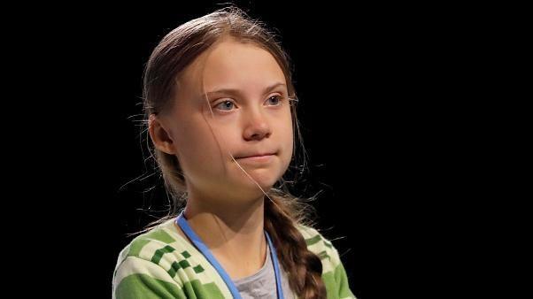 Genç çevreci Greta Thunberg'den dünya liderlerine sahte reklam suçlaması
